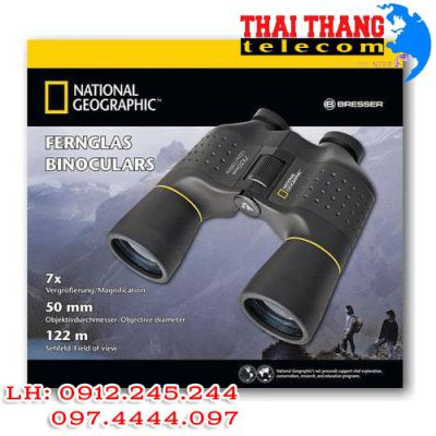 Ống nhòm National Geographic 7x50